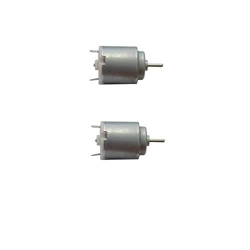Rajotero Mini Motor 3-6V 15000 RPM (2 Motores)