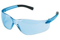 Crews BK113 Bearkat Safety Glasses Light Blue Frame w/ Light Blue Lens (12 Pair)