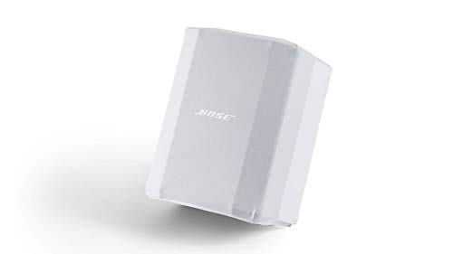 Bose S1 Pro Portable Bluetooth Speaker Play-Through Cover, Arctic White