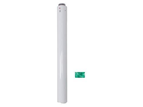 Vaillant 303903 Verlängerung 60/100 mm, PP 1000 mm