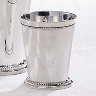Godinger Beaded Silver Mint Julep Cup by Godinger