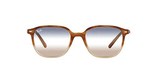 Ray-Ban 0RB2193 Gafas, GRADIENT LIGHT BROWN HAVANA, 53 Unisex Adulto