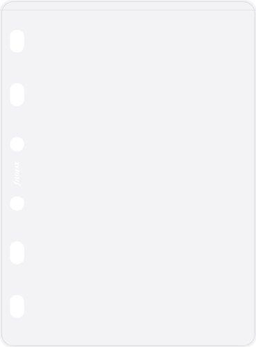Filofax 213612 Pocket Klarsichthülle, oben offen