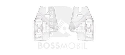 E39 kit de reparaci/ón de elevalunas el/éctricos Traserao derecho o izquierdo Bossmobil