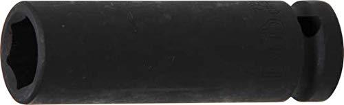 """Schlagschrauber-Nuss 15 mm 1/2"""" lang/dünn, Steckschlüsseleinsatz, Schlagnuss 223074"""