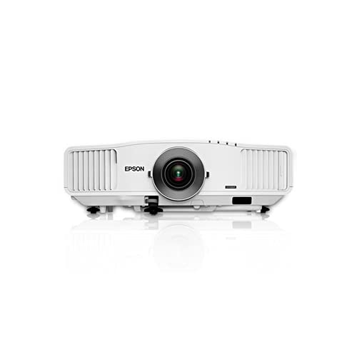 Epson PowerLite Pro G5650WNL 3LCD WXGA Projector (No Lens Included)