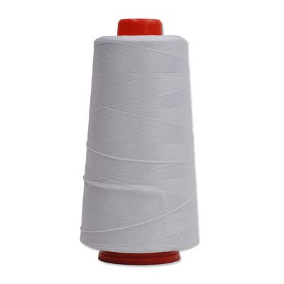 100D Nylon High-Elastic Sewing Thread/Elastic Fabric Knitted Underwear Playing Catcher Spun Thread/Tight Thread,White