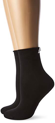 Gabor Damen GA51015000 Socken, Schwarz (Black 9999), 35/38 (2er Pack)