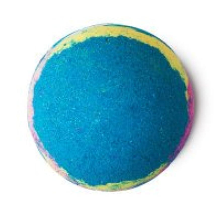 インディカ講義安価なLUSH ラッシュ インターギャラクティック 200g バスボム 浴用 ペパーミント 入浴剤 マンダリン 自然派化粧品 天然成分 Intergalactic 入浴剤 ギフト