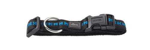 HUNTER Basic Power Grip Vario Soft-gepolstertes Halsband aus Nylon