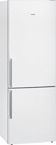 Siemens KG49EBW40 iQ500 Kühl-Gefrier-Kombination / A+++ / 201.0 cm Höhe / 175 kWh / 296 Liter Kühlteil / 111 Liter Gefrierteil / Warnsignal Tür offen