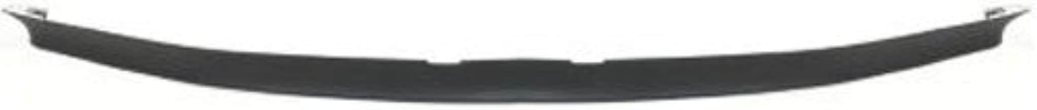 CPP CAPA Textured Front Air Dam Deflector Valance Apron for Ford F-250 SD, F-350 SD