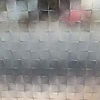 ステンドグラス ガラス板 ガラス工芸 制作用 マスターフレックス 型板 30㎝×20㎝ 4mm厚