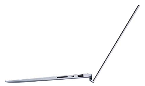 ASUS ZenBook 14 UM431DA-AM581TS AMD Ryzen 5-3500U 14-inch FHD Thin & Light Laptop (8GB RAM/512GB PCIe SSD/Windows 10/MS-Office 2019/Integrated Graphics/1.39 Kg), Utopia Blue