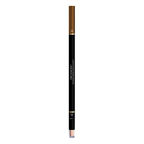Revlon Colorstay Shape & Glow Eye Brow Marker and Highlighter, Soft Brown (0.02 Oz (Marker), 0.008 Oz (Highlighter)),1 Count