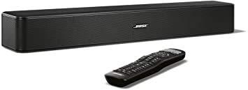 Bose Solo 5 - Sistema de sonido para TV, color negro