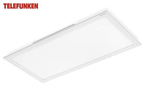 LED Deckenpanel Telefunken 302606TF Deckenleuchte Mit 4-Stufen-Dimmer