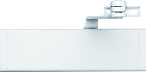ABUS Türschließer 7603, weiß, 210914