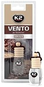 Car Air Freshener coffee smell 8ml bottle Long-lasting and pleasant aroma Elegant bottle with soaking cap Lasts days