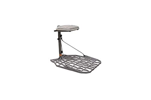 NOVIX Echo Hang-On Lightweight Tree Stand with Seat