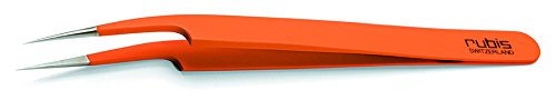 EMS 78144-5A Rubis Grip Tweezer Style Inventory cleanup selling sale Height Over item handling ☆ 115 mm 5A Stainl