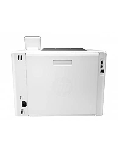 HP Color LaserJet Pro M454dw - Impresora láser color, Wi-Fi, Ethernet (W1Y45A)