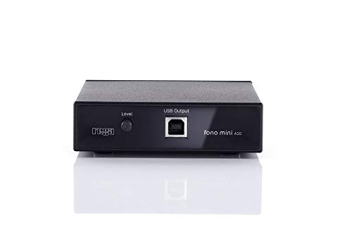 Rega Fono Mini A2D MK2 MM Moving Magnet Phono Preamp with USB-Out