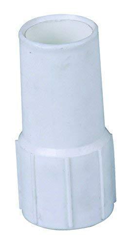 well2wellness Poolschlauch Schwimmbadschlauch Muffe Anschlussstück 38mm mit Innengewinde 50mm (020307)