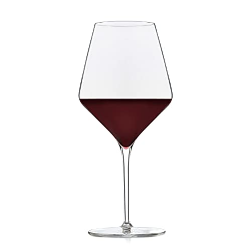 Libbey Signature Greenwich Red Wine Glasses, 24-ounce, Set of 4