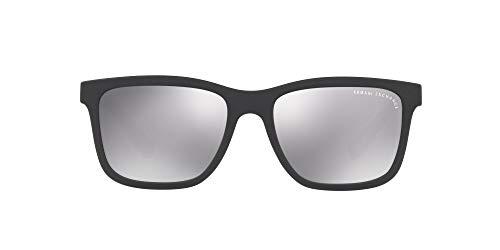 AX Armani Exchange Ax4045s - Gafas de sol rectangulares para hombre