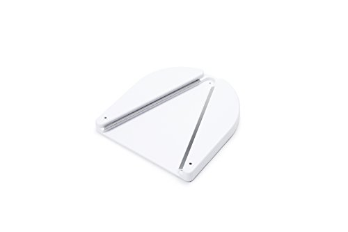Fox Run Under-the-Counter Jar Opener, 0.5 x 5.5 x 6 inches, White
