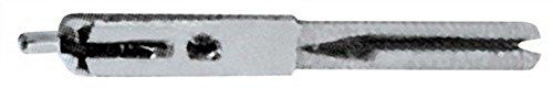 Dieckmann Haken-Wechselstift Typ U 4-KT.8/10mm L.100mm STA verz.abg. - 0595/10100/0