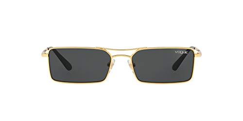Vogue Eyewear 0VO4106S Occhiali da Sole, Oro (Gold), 55 Donna