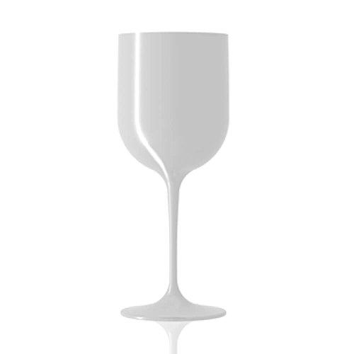 Italesse Moonlight Beach, Verre à vin cc. 410 polycarbonate blanc