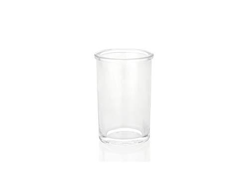 Andrea House ba15273Becher Glas 7,6x 7,6x 11,5cm