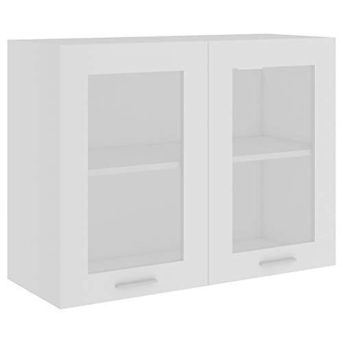 vidaXL Armario de Cocina Muebles Mobiliario Duradero Mesa de Trabajo Almacenamiento Cuencos...