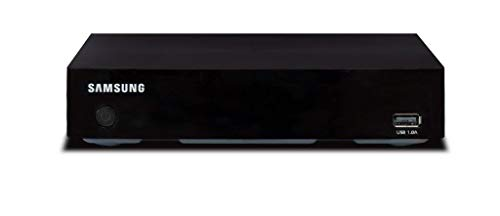 Samsung Smart Decoder Digitale Terrestre + Satellitare, Nero