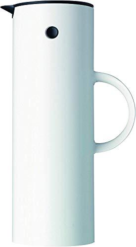 Stelton 960 Isolierkanne weiss 1 l
