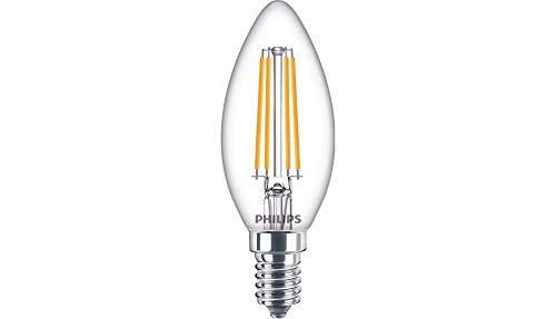 Philips LED Classic, 60W, E14 CW, B35 CL ND 1BC/6