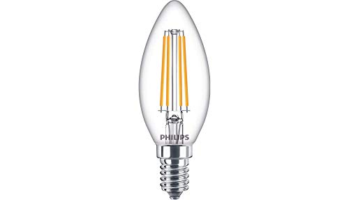 Philips LED Classic, 60W, E14 CW, B35 CL ND 1BC/6