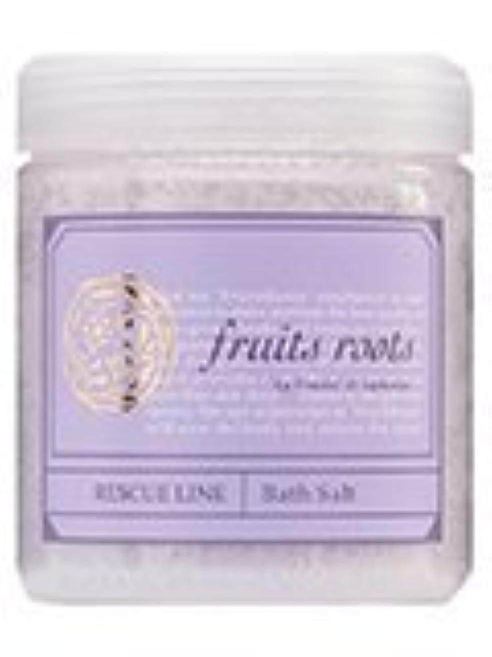ニッケル流す項目fruits roots レスキュー バスソルト 50ml