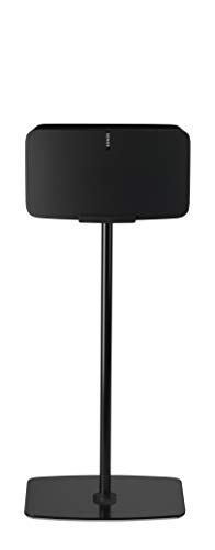 Flexson Bodenständer in horizontaler Ausführung für SONOS PLAY:5 - Schwarz