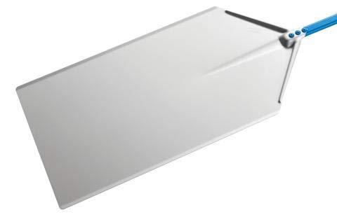 Pala pizza a metro in alluminio anodizzato 30x60 cm manico di 60 cm AM3060/60