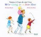 Mantra Lingua Livro We are Going On A Bear Hunt 44; português e inglês