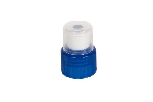 Emil Trink Trinkflasche Flaschen - Deckel Cap Sicherheitsverschluss - Farblich Sortiert (Gelb, Blau, Schwarz)