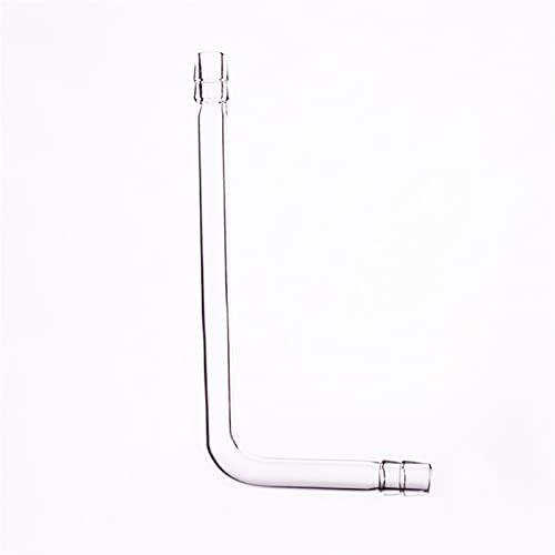E E-NICES Lab Tools Tubo de conexión L-tee, diámetro Exterior de 8 mm / 10 mm / 12 mm, en Forma de L bidireccional Toma de Dos vías, Ajuste de tee (Capacity : O.D. 10mm)