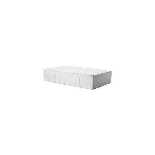 2 XIKEA SKUBB Tasche weiß 93 x 55 x 19 cm Schrankfach Box Aufbewahrung Fach NEU