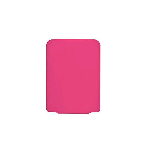 Cubierta Protectora de la Maleta del Recorrido Cubierta Simple Equipaje La Tapa Spandex Universal Maleta de Equipaje Accesorios M Rose RedbackpackLuggage