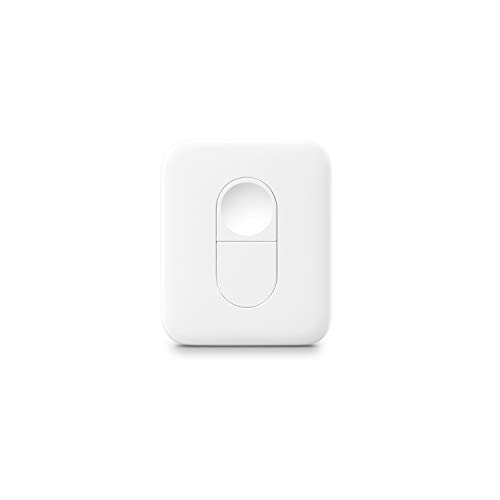 SwitchBot スイッチボット リモートボタン ワンタッチ SwitchBotボット・カーテンに対応 - スマートホーム 置き場所自由 遠隔操作 Bluetooth5.0