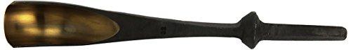 Stubai 503225 Couteau à sculpteur, forme 32, 25 mm, Or/Noir